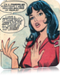 Second Wave Feminism in the Pages of Lois Lane – Comic Arts Conference, 2011