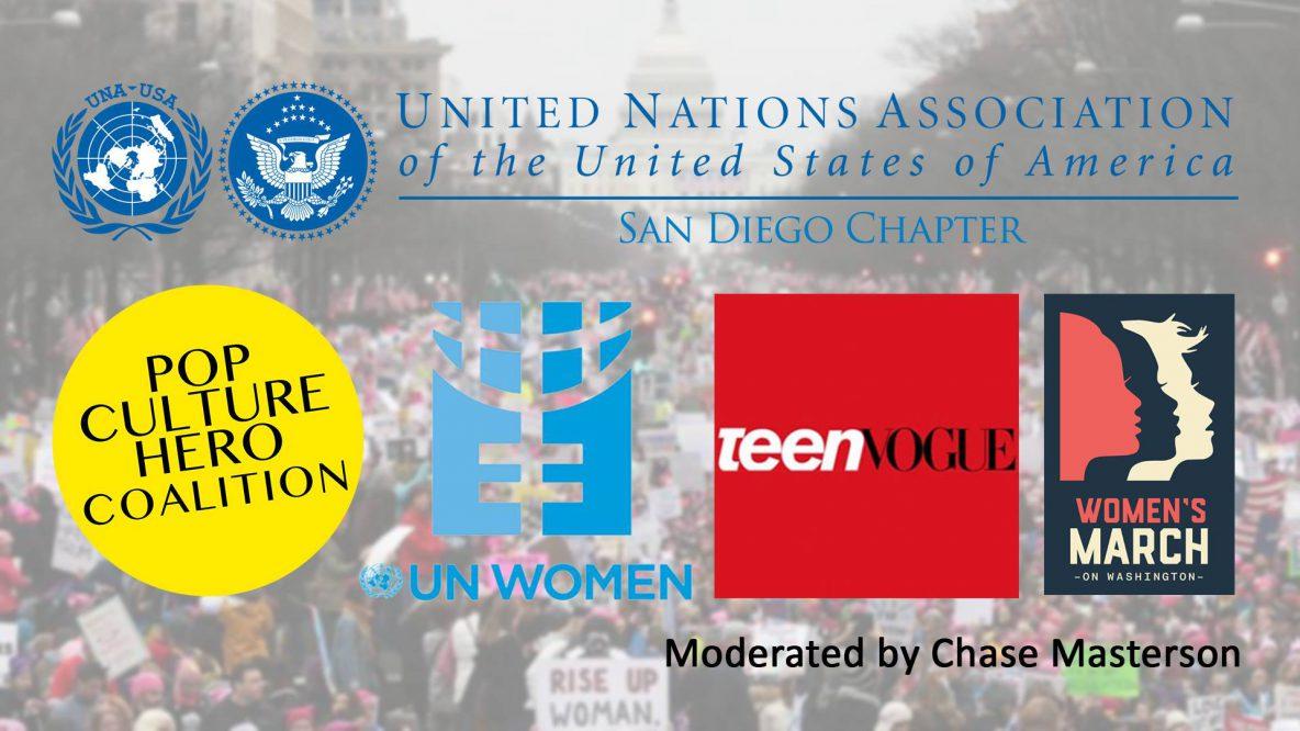 Jennifer Speaks at the UN on Gender Gap in Media